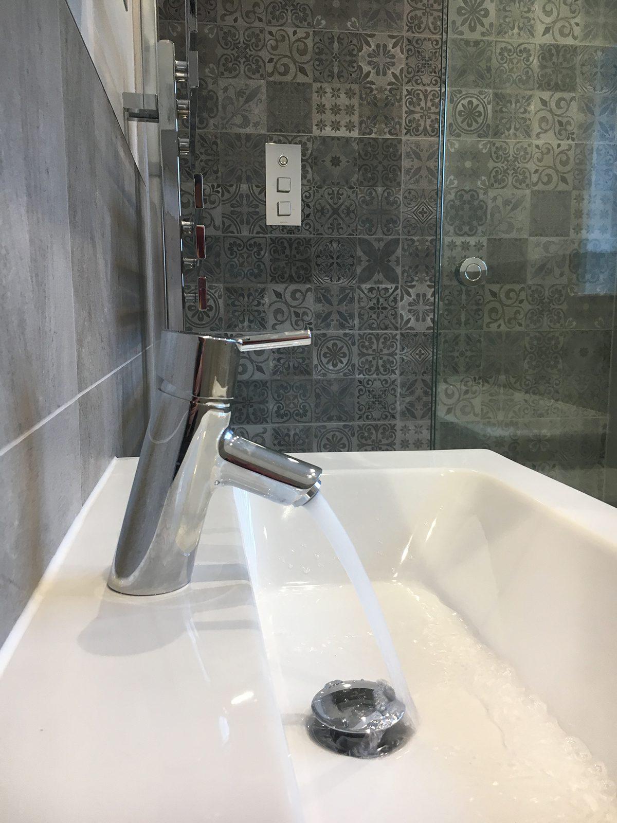 The Cambridge Bath Co bathroom sink tap