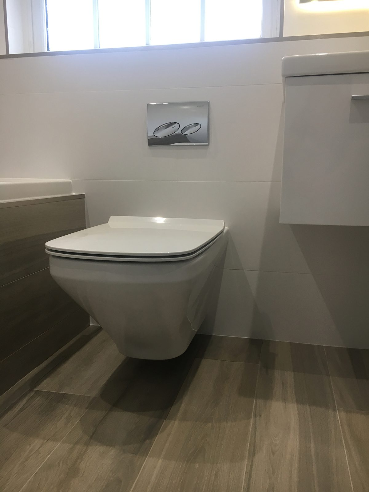 Project Over toilet