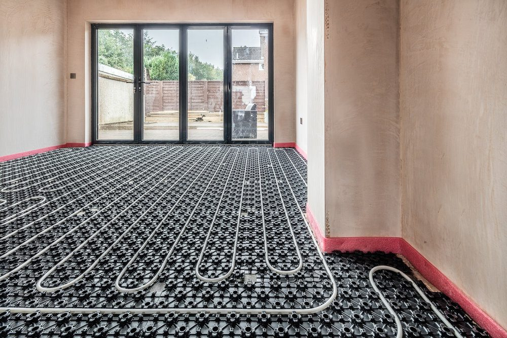 Underfloor heating in Cambridge