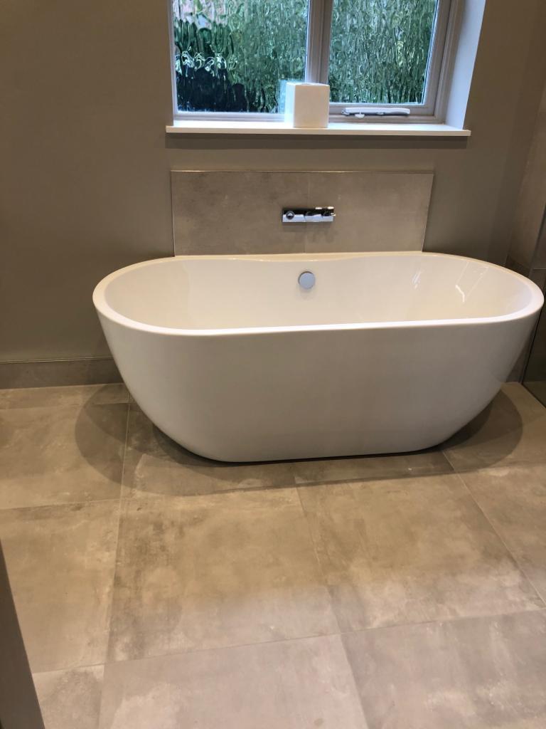 The Cambridge Bath Co bathroom bath